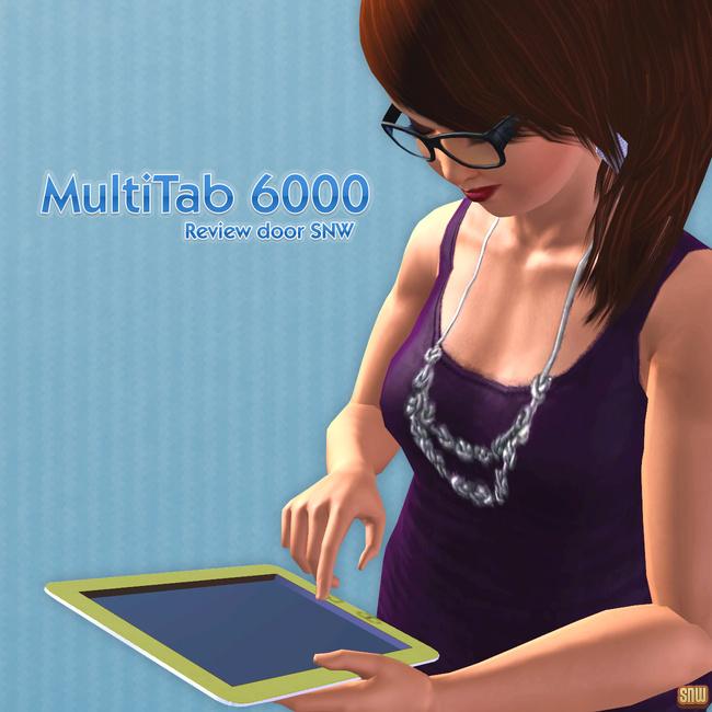 MultiTab 6000 (premium content voor De Sims 3)
