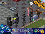 The Sims House Party