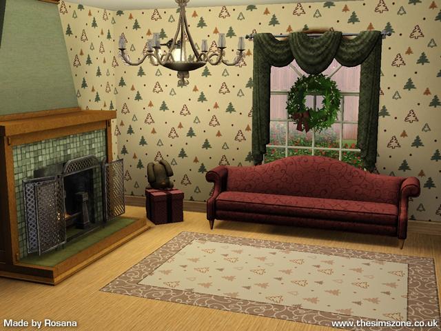 Christmas Trees set (inclusief nieuw patroon)
