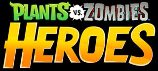 Plants vs. Zombies Heroes logo