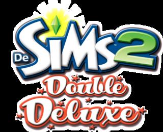 De Sims 2: Double Deluxe logo