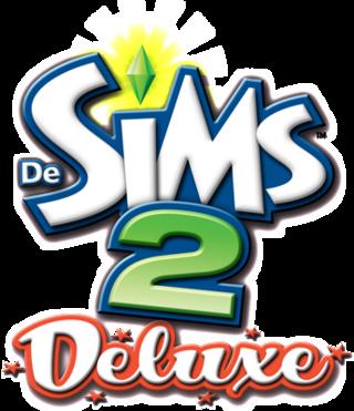 De Sims 2: Deluxe logo