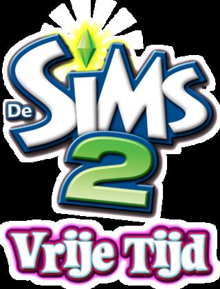 De Sims 2: Vrije Tijd logo