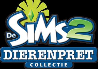 De Sims 2: Dierenpret Collectie logo