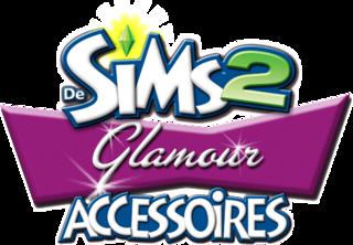 De Sims 2: Glamour Accessoires logo