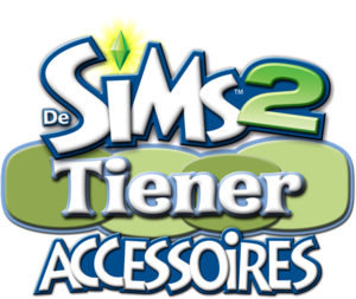 De Sims 2: Tiener Accessoires logo