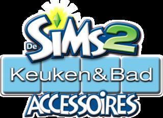 De Sims 2: Keuken- & Bad Accessoires logo