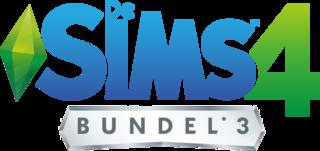 De Sims 3: Bundel Pack #3 logo