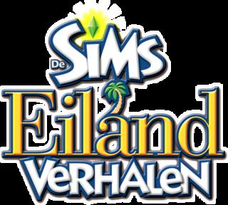 De Sims: Eilandverhalen logo