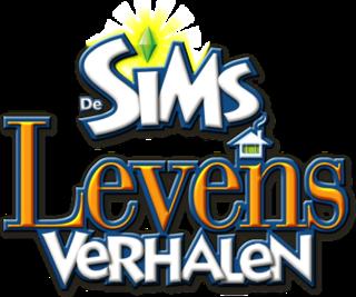 De Sims: Levensverhalen logo
