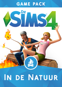 De Sims 4: In de Natuur box art packshot