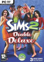 De Sims 2: Double Deluxe box art packshot