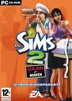 De Sims 2: Gaan het Maken box art packshot