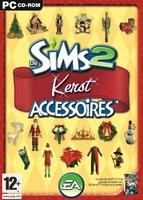 De Sims 2: Kerst Accessoires box art packshot
