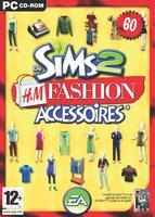 De Sims 2: H&M Fashion Accessoires box art packshot