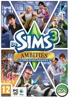 De Sims 3: Ambities box art packshot