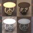 SNW Peace, Love & Hippieness End Table Custom Content CC for The Sims 4