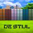 De Stijl MCM Wall Panels (Small) #6