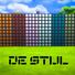 De Stijl MCM Muurpanelen Blokken (Klein) #12