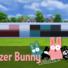 Freezer Bunny Collectie: Middenrand Behang