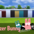 Freezer Bunny Collectie: Bovenrand Behang