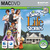 The Sims: Life Stories for Mac box art packshot jewel case