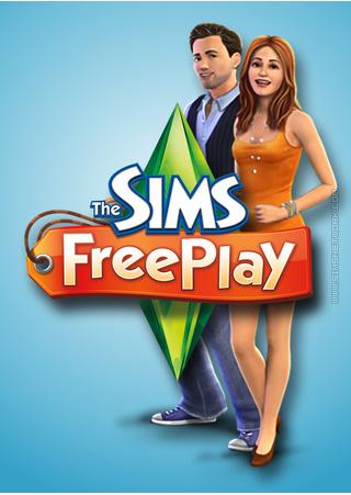 The Sims FreePlay box art packshot