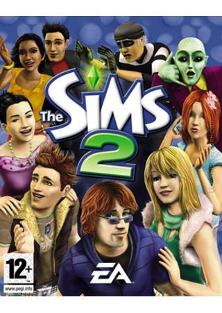 The Sims 2 for mobile games box art packshot
