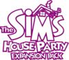 The Sims: House Party logo