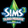The Sims 3: Island Paradise logo