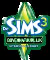 De Sims 3: Bovennatuurlijk logo