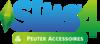 De Sims 4: Peuter Accessoires logo
