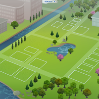 The Sims 4: Newcrest world