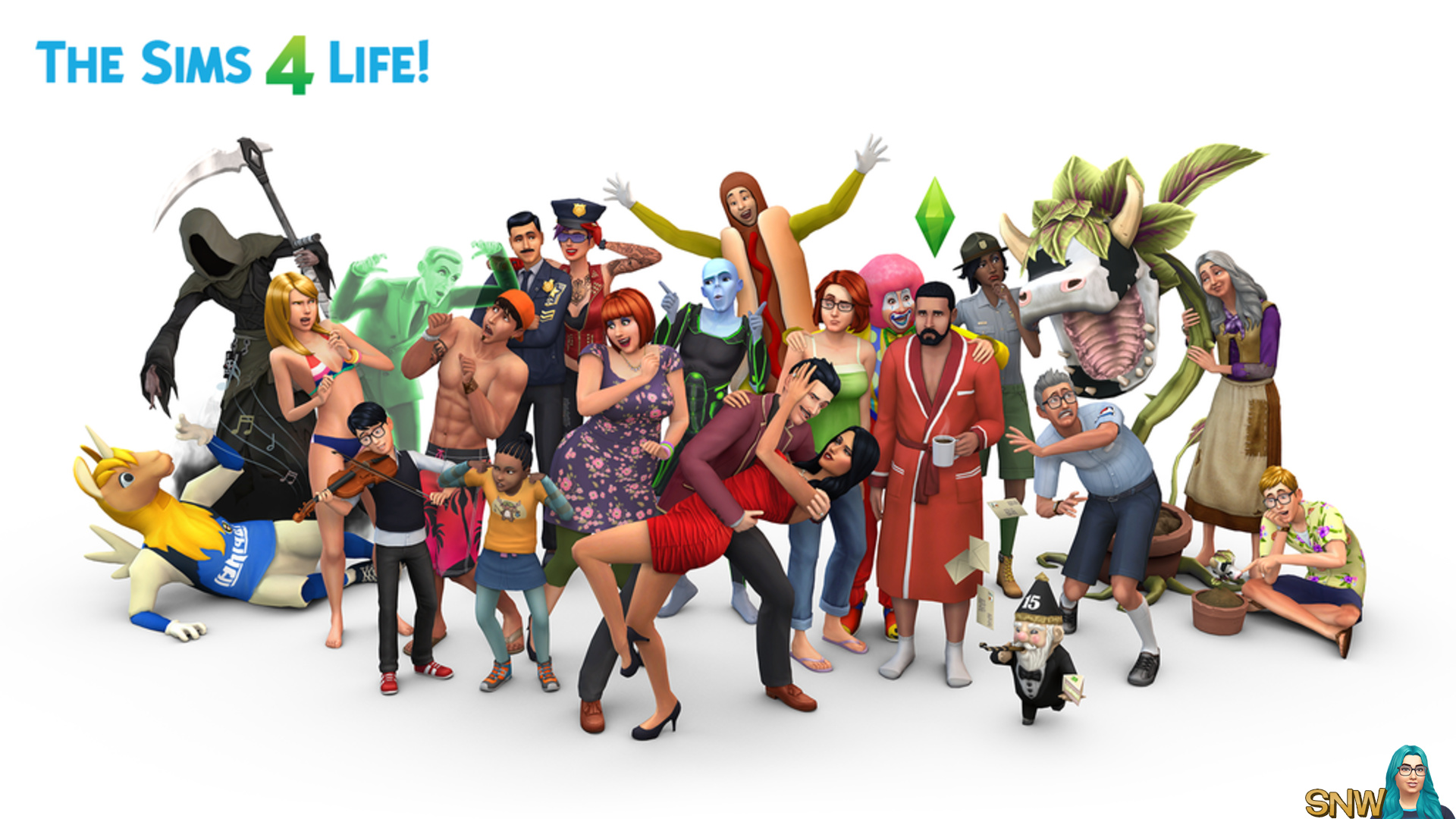 The Sims 4 Life
